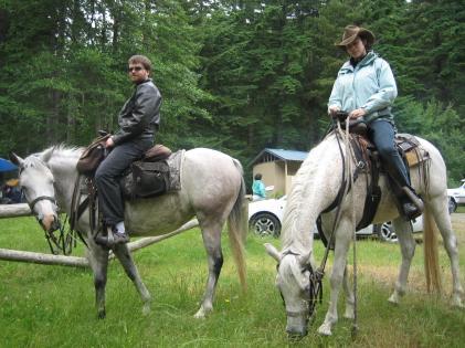 Horsey #2